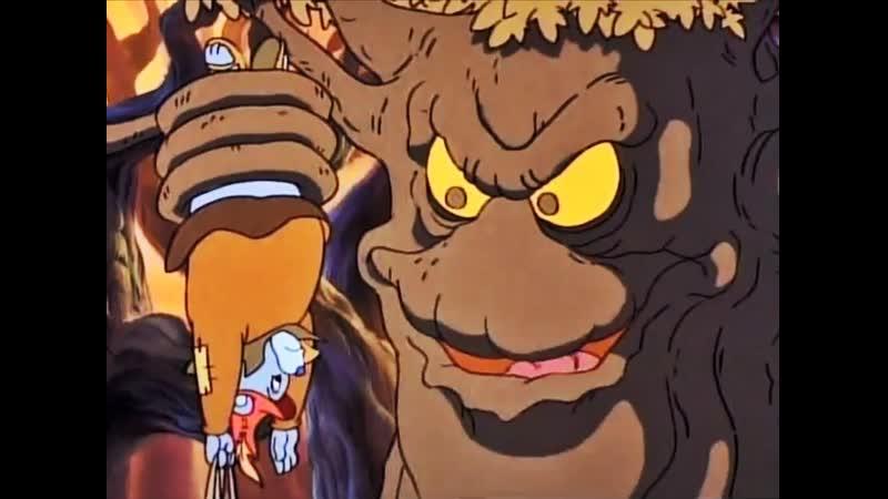 25 Путешествие в зубастый лес ♥ Приключение мишек Гамми Мультики все серии сезоны для детей мультсериалы
