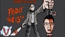 Friday the 13th AVGN 12 - RUS RVV