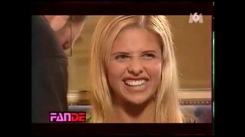 1999 - M6 - Fan de - France (Buffy and Cruel Intentions promotion)