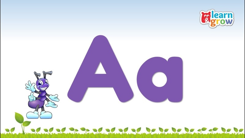 Learn about letter Aa
