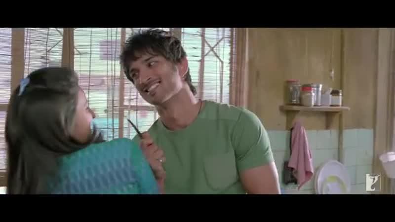 Tere Mere Beech Mein Full Song Shuddh Desi Romance Sushant Singh Rajput mp4
