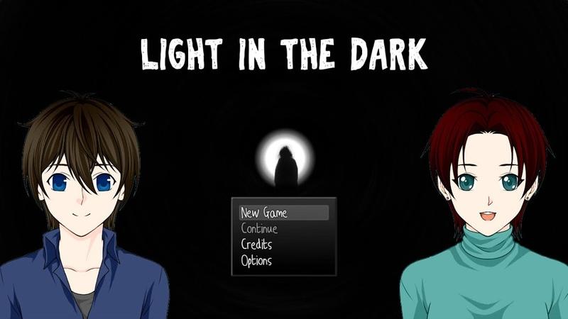 RPG Maker Let's Play Light in the Dark Game Critique