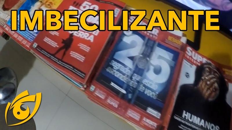 Revista Superimbecilizante defende obediência servil