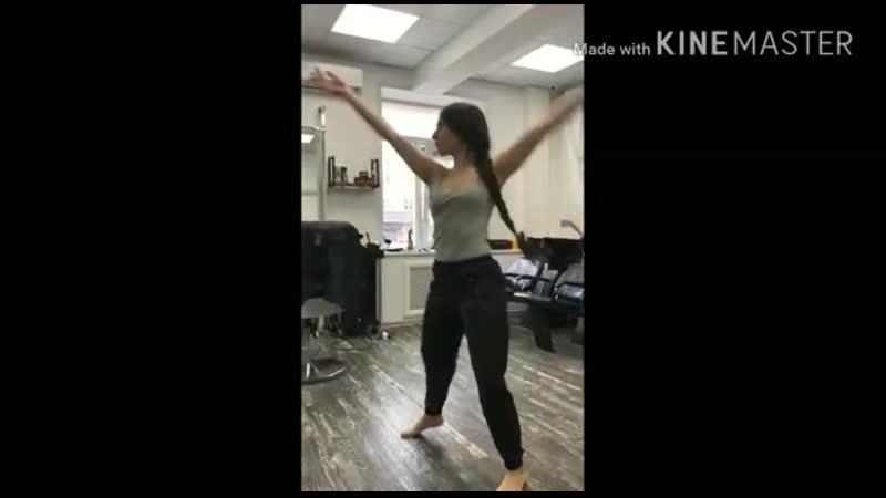 Анастасия Любимцева Люблю танцевать