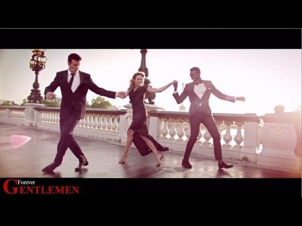 Forever Gentlemen vol 2 LOVE Corneille Claire Keim Roch Voisine clip officiel