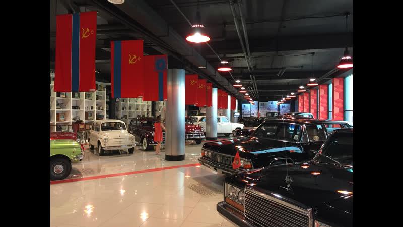 Вернулись на 30 лет назад в СССР Технический музей Машины времени