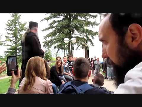 Отац Серафим - манастир Дивљана. Спотано предавање...
