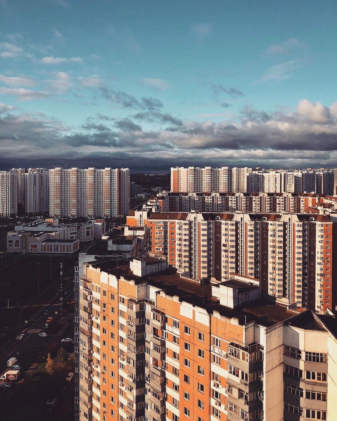 Доброе утро, город любимый! Как ваше настроение сегодня?)  Фото