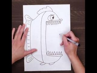 Женские Хитрости () Эти рисунки повеселят вас и ваших детей!