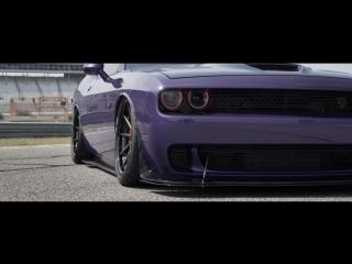 Dodge Challenger SRT Hellcat ¦ Velgen Wheels ¦