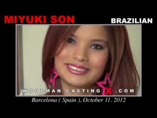 Miyuki Son - интервью