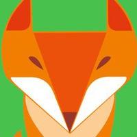 Логотип GreenFox, семейный центр