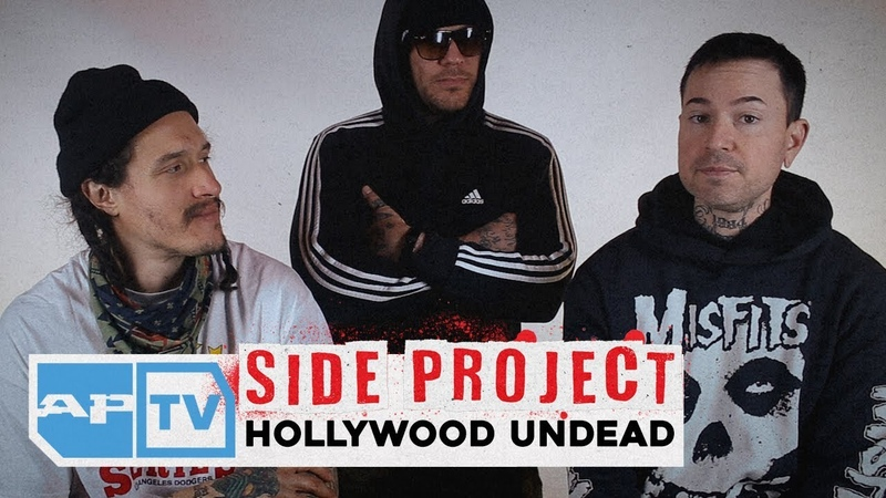 Hollywood Undead On the Botany Mixed With Gangsterism of Their Marijuana Business AP