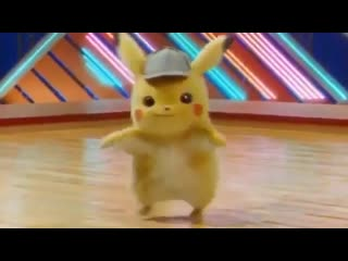 i hate that this is the music i hear when i see pikachu dancing