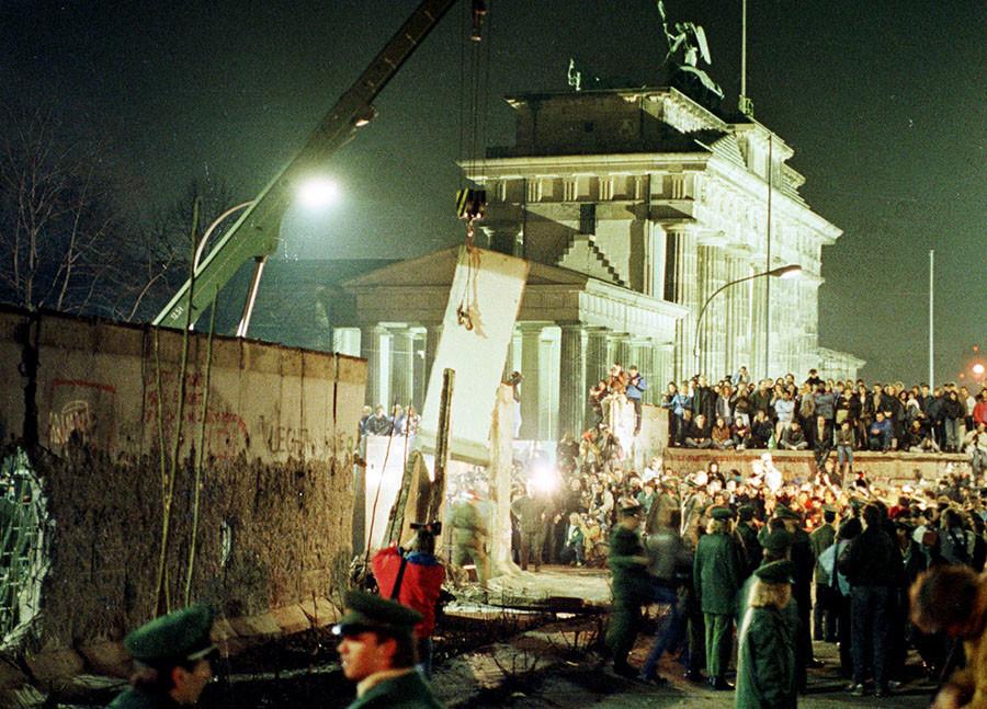 Резонансное заявление немцев о жизни в ГДР