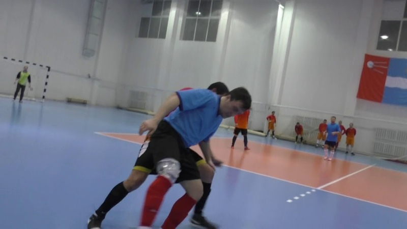 ФК «Друзья-2» - ФК «Прометей» - 2 тайм