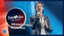 Estonia LIVE Victor Crone Storm Grand Final Eurovision 2019