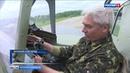 Над Великим Новгородом пролетит отреставрированный штурмовик Ил-2. 7 лет назад машину, подбитую во время Великой Отечественной войны в 1943-ем, подняли со дна озера, восстановили и поставили на крыло. Планируется, что уже завтра самолет совершит демонстра