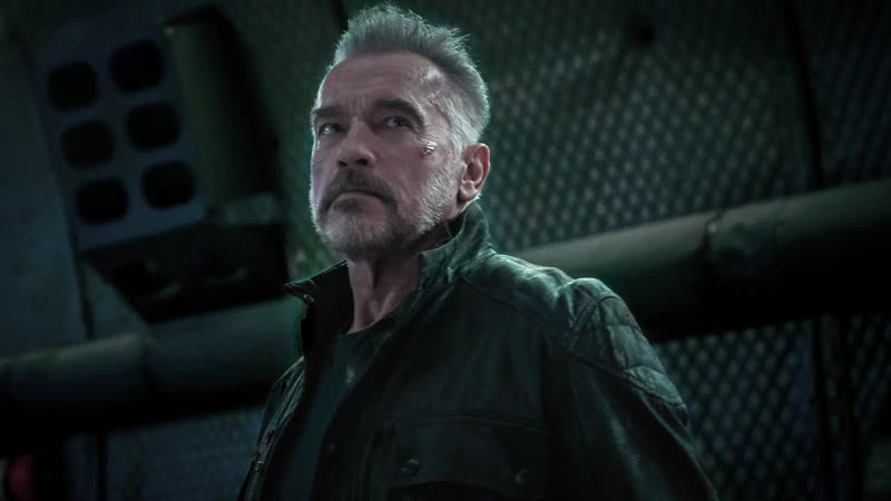 Терминатор: Темные судьбы / Terminator: Dark Fate (2019) Трейлер BDRip 720p [vk.com/Feokino]