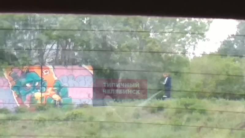 В Челябинске каратист живёт в шалаше