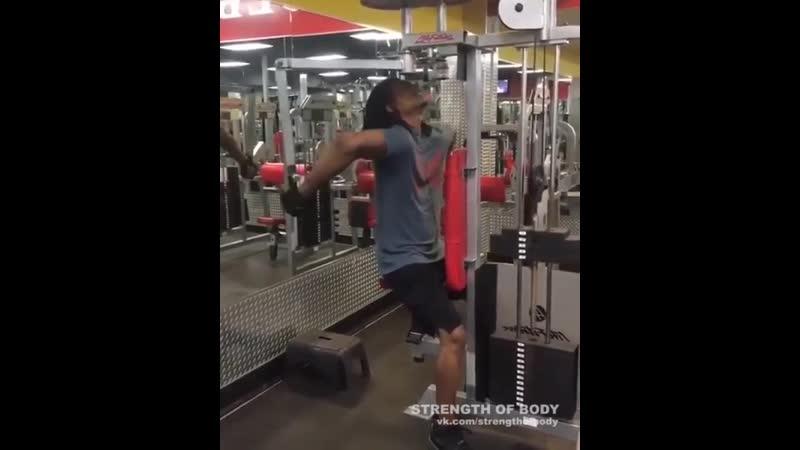 Strength of Body. Вызывайте экзорциста