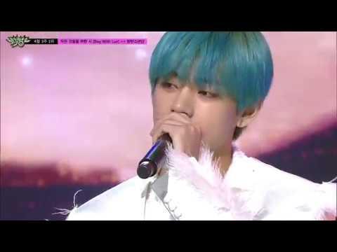 [뮤직뱅크] 4월 3주 1위 방탄소년단(BTS) - 작은 것들을 위한 시( Boy With Luv) 세리머니 Cut