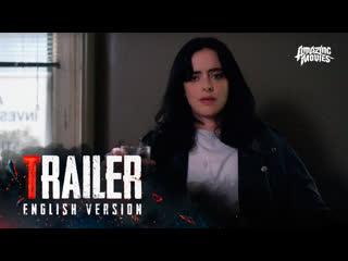 ENG | Трейлер: «Джессика Джонс» — 3 сезон / «Jessica Jones» — 3 season, 2019