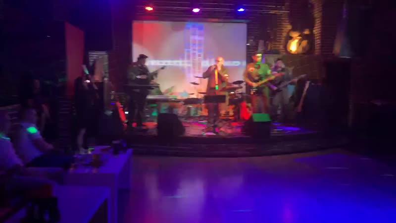 🔥Трибьют-проект PINKFLOYD - группа RUSS FLOYD (live), Glastonberry