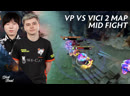 VP vs Vici 2 map mid fight