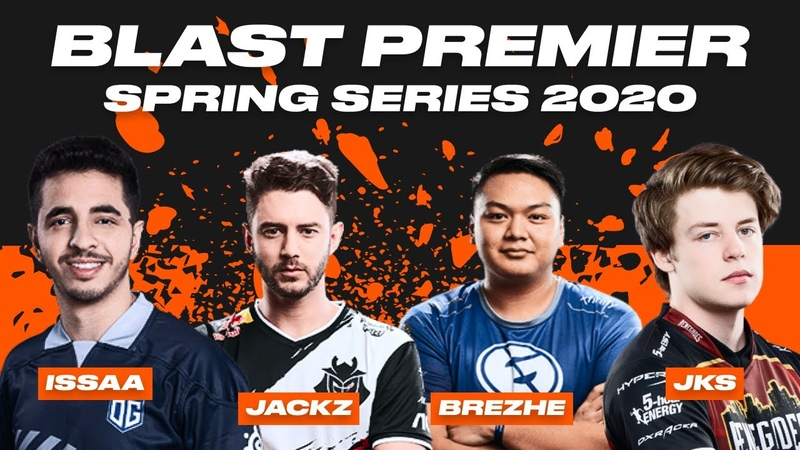 CS:GO Best Moments | Blast Premier Spring Series 2020 | ВУЛКАН КИБЕРСПОРТ
