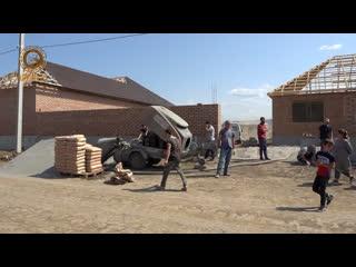 В селе Майртуп появится  улица с восемнадцатью новыми домами