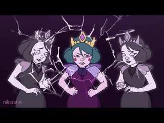 GRRRLS  Animation meme - Eclipsa (Star vs the Forces of Evil)