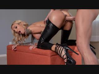Sarah Jessie [PornMir, ПОРНО, new Porn, HD 1080, MILF, Big Tits, Tattoos, Oil, Straight, Deep Throat, Face Fuck, Titfuck]