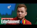 The Dark Crystal Star Taron Egerton More Join Us LIVE | SDCC 2019 | Entertainment Weekly