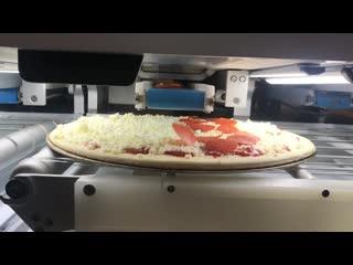 Пиццу на CES 2020 будет делать робот
