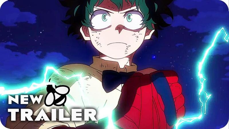 My Hero Academia Two Heroes Trailer (2018) Boku no Hero Academia the Movie