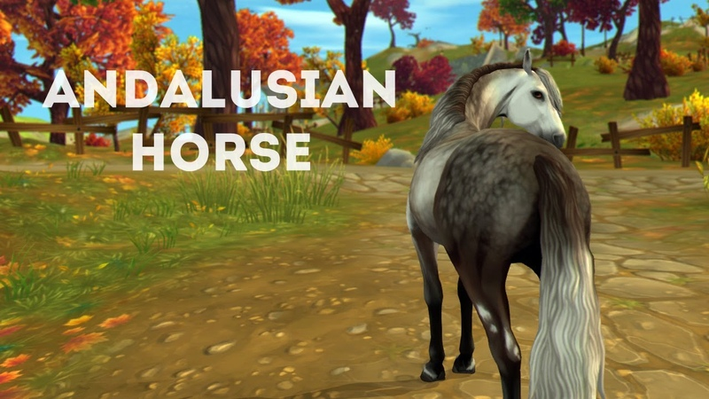 Star Stable — Andalusian horse