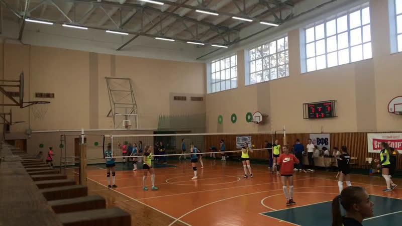 Волейбольный клуб Искра-АМОНД Самара — Live
