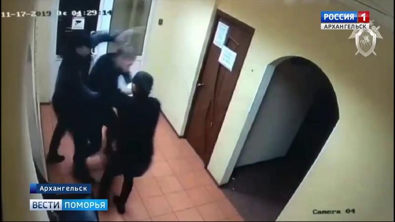 Ночные посиделки в баре Архангельска закончились стрельбой