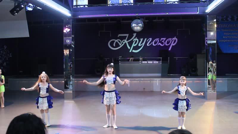 СВТ Нейла -BIG DANCE GALAXY г. Алчевск 19052019-Танец школьниц - 1 место