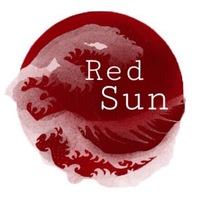 Логотип Red Sun Cover dance group