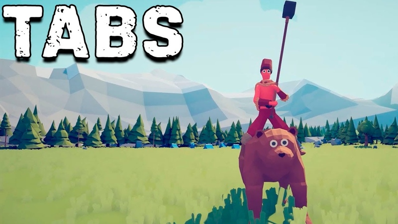 Новые юниты Totally Accurate Battle Simulator Mods