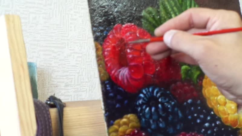 MAH01418Пишем фрукты..обработка внутреней части. Преподаватель А.С.Алексеев.