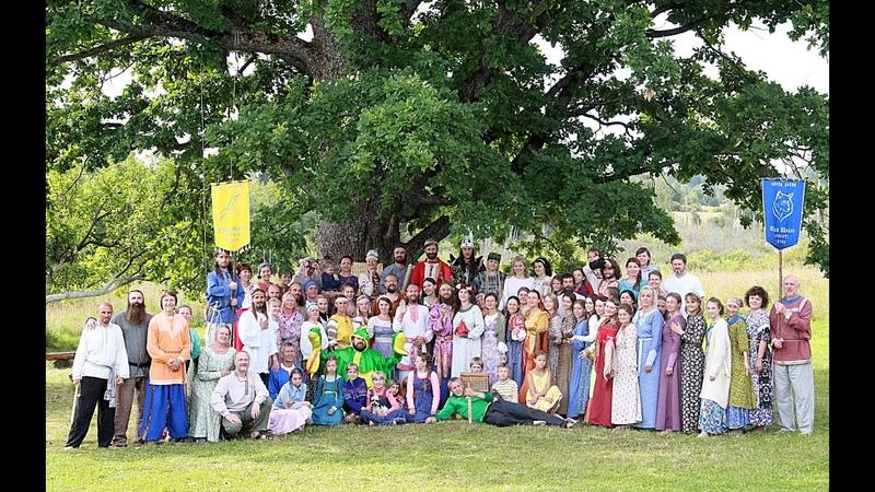 Сказочный фестиваль в Светогорье