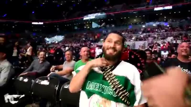 Хорхе Масвидаль на UFC Мексика: Родригез vs Стивенс