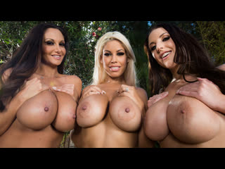 Angela White, Ava Addams, Bridgette B, Codi Vore, Dillion Harper, Kylie Page, Lena Paul - Best Of Brazzers: Titty Tuesday