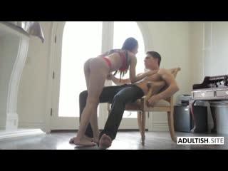 Morgan Brooke - Tease Me [All Sex, Hardcore, Blowjob, Artporn]