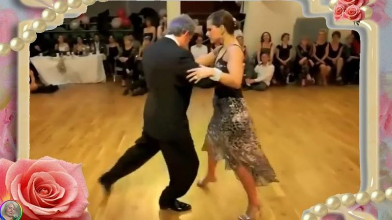 ПРЕВОСХОДНЫЙ ТАНЕЦ И ПЕСНЯ Fernando Alexandra и Стелла Джанни Как мало пройдёно дорог