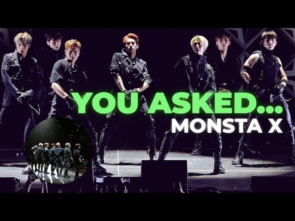 [YT][04.01.2019] MONSTA X (몬스타엑스) ANNOUNCE THE OFFICIAL COLOR FOR MONBEBE! @ ENTERCOM