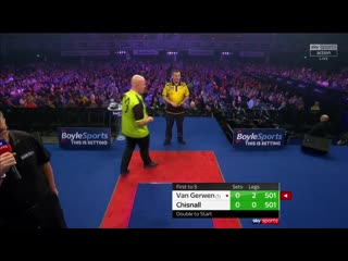 Michael van Gerwen vs Dave Chisnall (PDC World Grand Prix 2019 / Final)